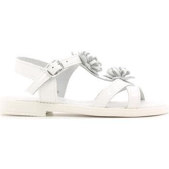 Schoenen Kinderen Sandalen / Open schoenen Lulu LT080056L Blanc