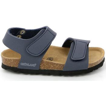 Schoenen Kinderen Sandalen / Open schoenen Grunland SB0014 Blauw