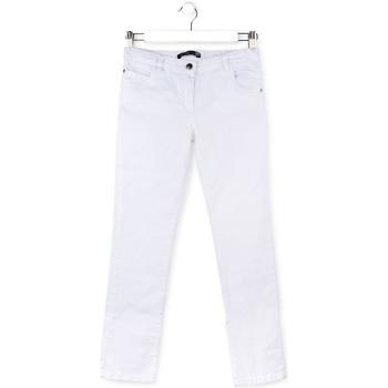 Textiel Kinderen 5 zakken broeken Losan 714 9650AB Wit