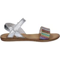 Schoenen Meisjes Sandalen / Open schoenen Melania ME6074F7E.D Grijs