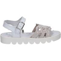 Schoenen Meisjes Sandalen / Open schoenen Melania ME4047D7E.A Blanc