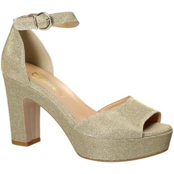 Schoenen Dames Sandalen / Open schoenen Grace Shoes 1705 Geel