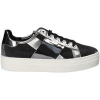 Schoenen Dames Lage sneakers Keys 5541 Grijs