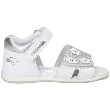 Schoenen Meisjes Sandalen / Open schoenen Melania ME0801A8E.A Blanc