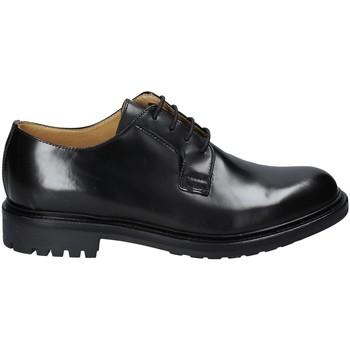 Schoenen Heren Derby Rogers 122A Zwart