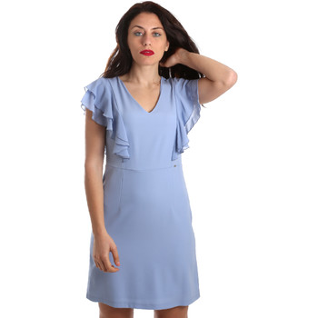 Textiel Dames Korte jurken Gaudi 911FD15050 Blauw