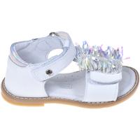 Schoenen Kinderen Sandalen / Open schoenen Melania ME8009B9E.A Blanc