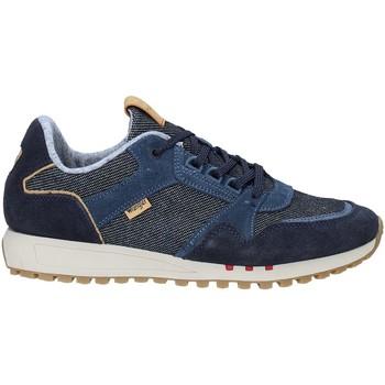 Schoenen Heren Lage sneakers Wrangler WM91051A Blauw