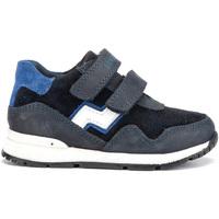 Schoenen Kinderen Lage sneakers Lumberjack SB65111 001 M55 Bleu