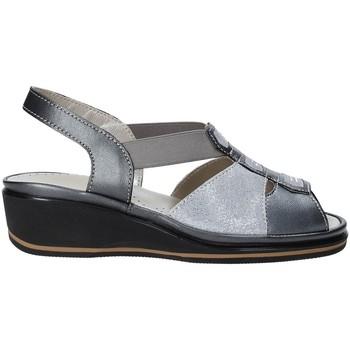 Schoenen Dames Sandalen / Open schoenen Grunland SA1412 Grijs