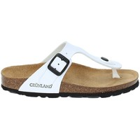 Schoenen Kinderen Slippers Grunland CB0926 Wit
