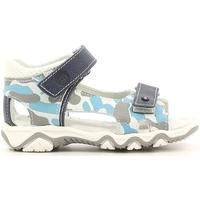 Schoenen Kinderen Sandalen / Open schoenen Melania ME8105B6E.B Blanc