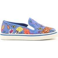 Schoenen Kinderen Instappers Chicco 01055478 Blauw