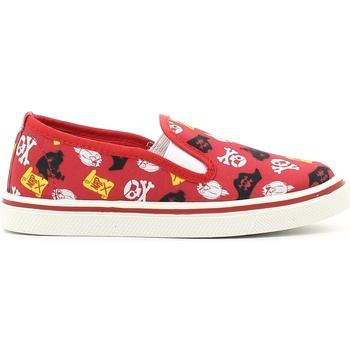 Schoenen Kinderen Instappers Chicco 01055478 Rouge