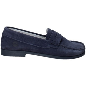 Schoenen Kinderen Mocassins Melania ME3608F6E.A2 Bleu