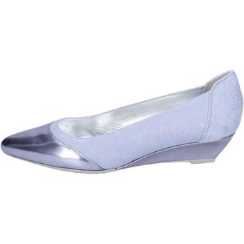 Schoenen Dames Ballerina's Hogan BK686 Bleu