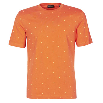Textiel Heren T-shirts korte mouwen Scotch & Soda 160854 Rood