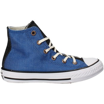 Schoenen Kinderen Hoge sneakers Converse 659965C Blauw