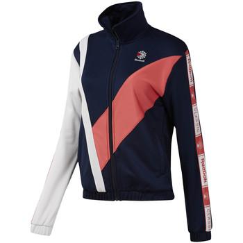 Textiel Dames Sweaters / Sweatshirts Reebok Sport DT7262 Blauw