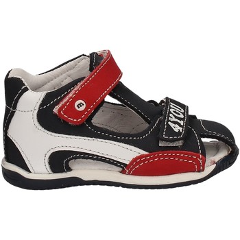 Schoenen Kinderen Sandalen / Open schoenen Melania ME0809A7E.A Bleu