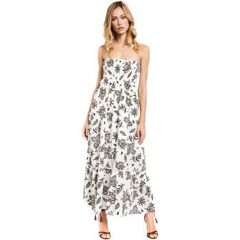 Textiel Dames Lange jurken Gaudi 011FD15004 Wit