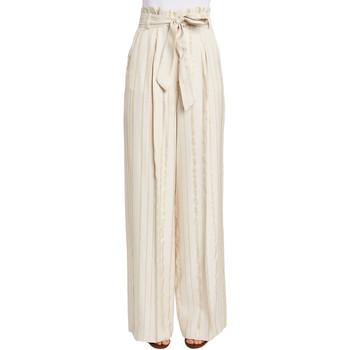 Textiel Dames Losse broeken / Harembroeken Gaudi 011FD25029 Beige