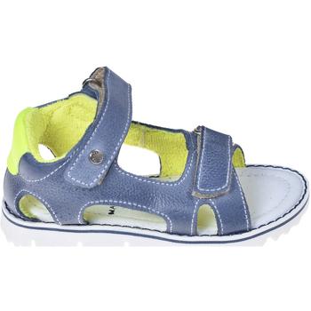 Schoenen Jongens Sandalen / Open schoenen Melania ME8037B9E.D Bleu