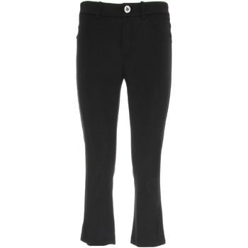 Textiel Dames Korte broeken NeroGiardini P960610D Zwart