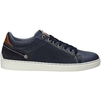 Schoenen Heren Lage sneakers Wrangler WM91021A Blauw