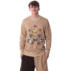 Textiel Heren Sweaters / Sweatshirts Sprayground 20SP025 Beige
