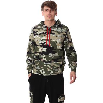 Textiel Heren Sweaters / Sweatshirts Sprayground 20SP008 Groen