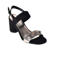 Schoenen Dames Sandalen / Open schoenen Apepazza PRS04 Zwart
