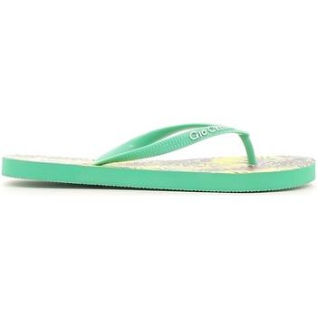 Schoenen Dames Slippers Gio Cellini 93 Groen