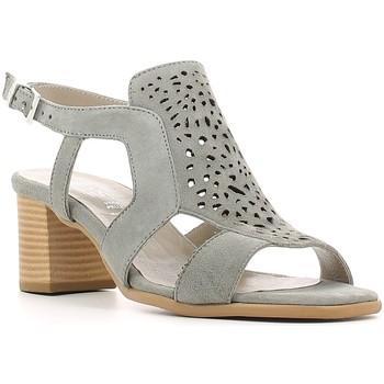 Schoenen Dames Sandalen / Open schoenen Keys 5414 Grijs