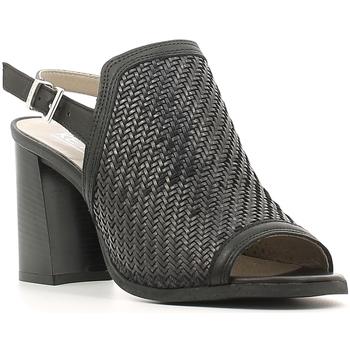 Schoenen Dames Sandalen / Open schoenen Keys 5427 Zwart