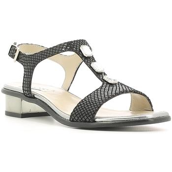 Schoenen Dames Sandalen / Open schoenen Keys 5405 Zwart