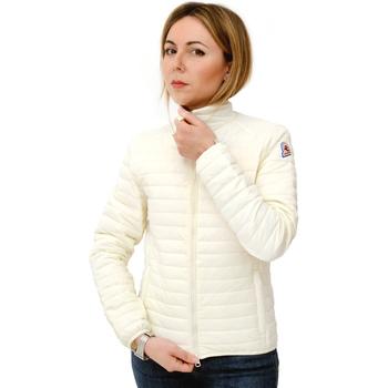 Textiel Dames Dons gevoerde jassen Invicta 4431683/D Wit