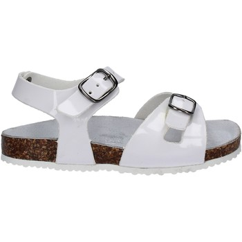 Schoenen Meisjes Sandalen / Open schoenen Melania ME4070D7E.A Blanc
