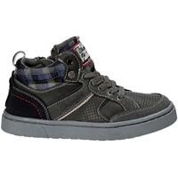 Schoenen Kinderen Lage sneakers Wrangler WJ17225 Gris
