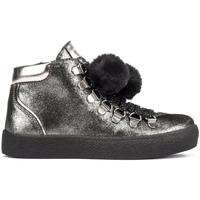 Schoenen Kinderen Hoge sneakers Lumberjack SG47703 002 A11 Noir