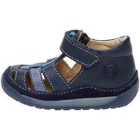 Schoenen Kinderen Sandalen / Open schoenen Falcotto 1500811 01 Bleu