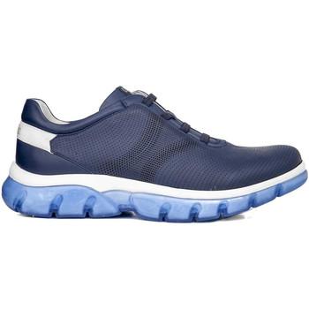 Schoenen Heren Lage sneakers CallagHan 42700 Blauw
