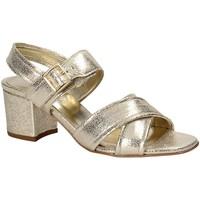 Schoenen Dames Sandalen / Open schoenen Keys 5717 Geel