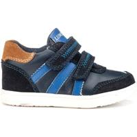Schoenen Kinderen Lage sneakers Lumberjack SB64912 002 M01 Bleu