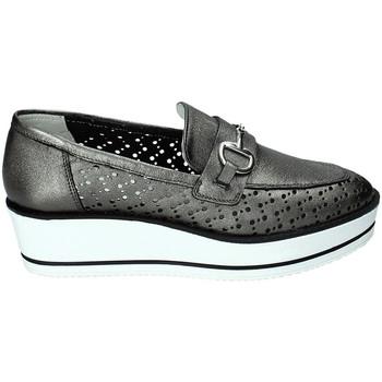 Schoenen Dames Mocassins IgI&CO 3152366 Zwart
