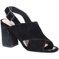 Schoenen Dames Sandalen / Open schoenen Alma En Pena V18277 Zwart