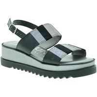Schoenen Dames Sandalen / Open schoenen Pregunta IAD19394 Grijs