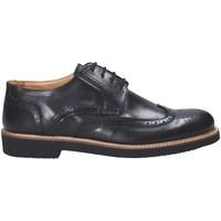 Schoenen Heren Derby Exton 9190 Zwart