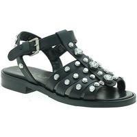Schoenen Dames Sandalen / Open schoenen Mally 6134 Zwart