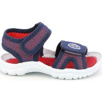 Schoenen Kinderen Sandalen / Open schoenen Grunland PS0016 Blauw